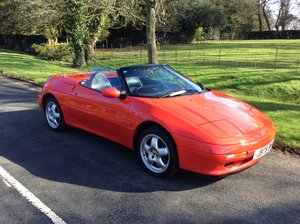 1992 Lotus elan se turbo (low mileage)
