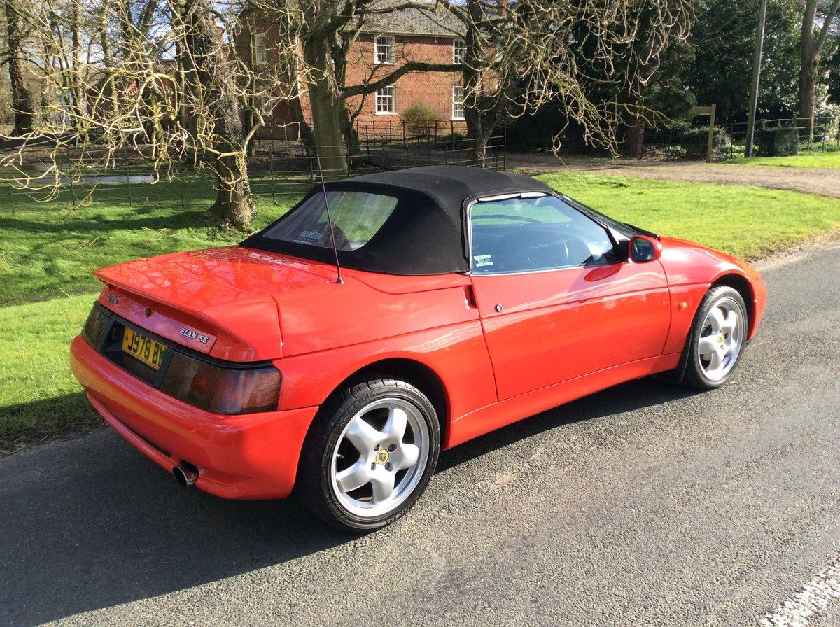 1992 Lotus elan se turbo (low mileage) For Sale (picture 3 of 6)