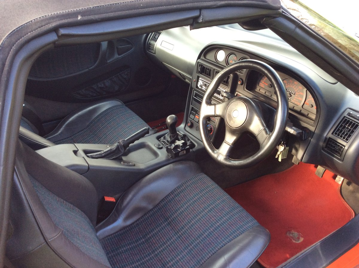 1992 Lotus elan se turbo (low mileage) For Sale (picture 6 of 6)