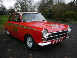 1965 MK1 Lotus Cortina