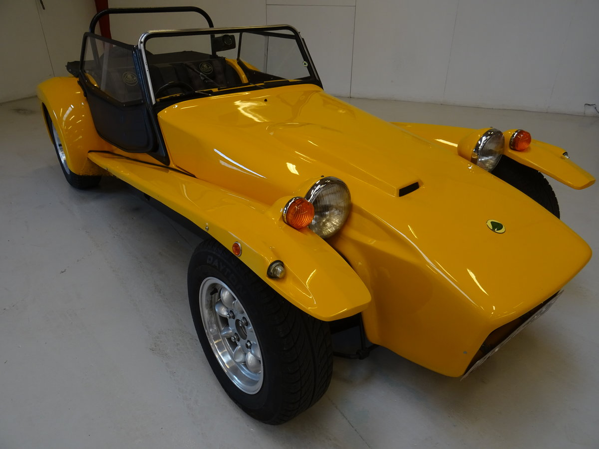 1972 Lotus SEVEN 4S For Sale (picture 1 of 24)