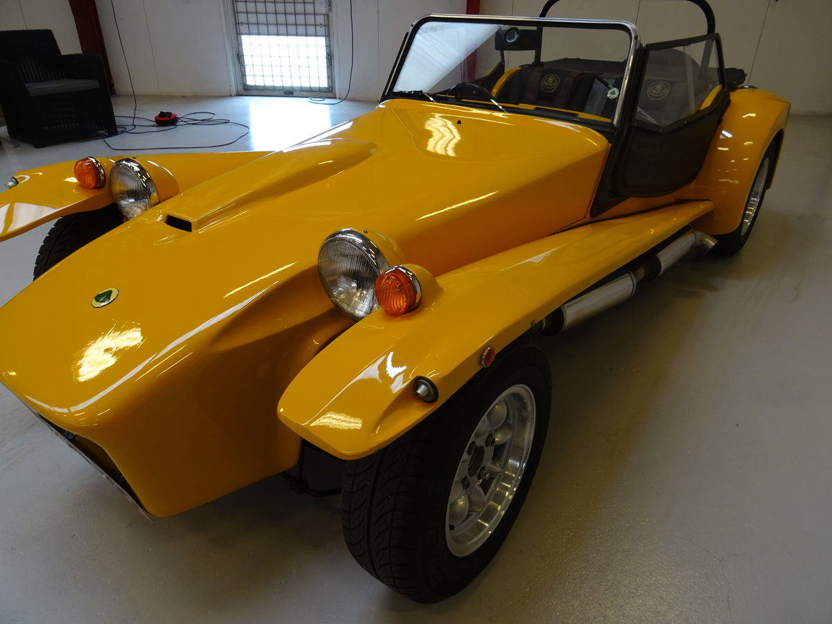 1972 Lotus SEVEN 4S For Sale (picture 2 of 24)