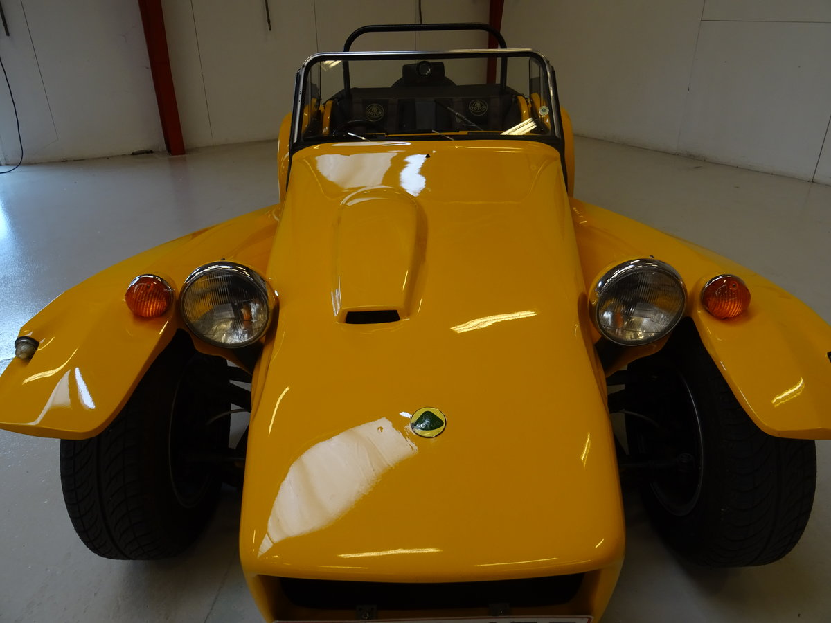 1972 Lotus SEVEN 4S For Sale (picture 3 of 24)