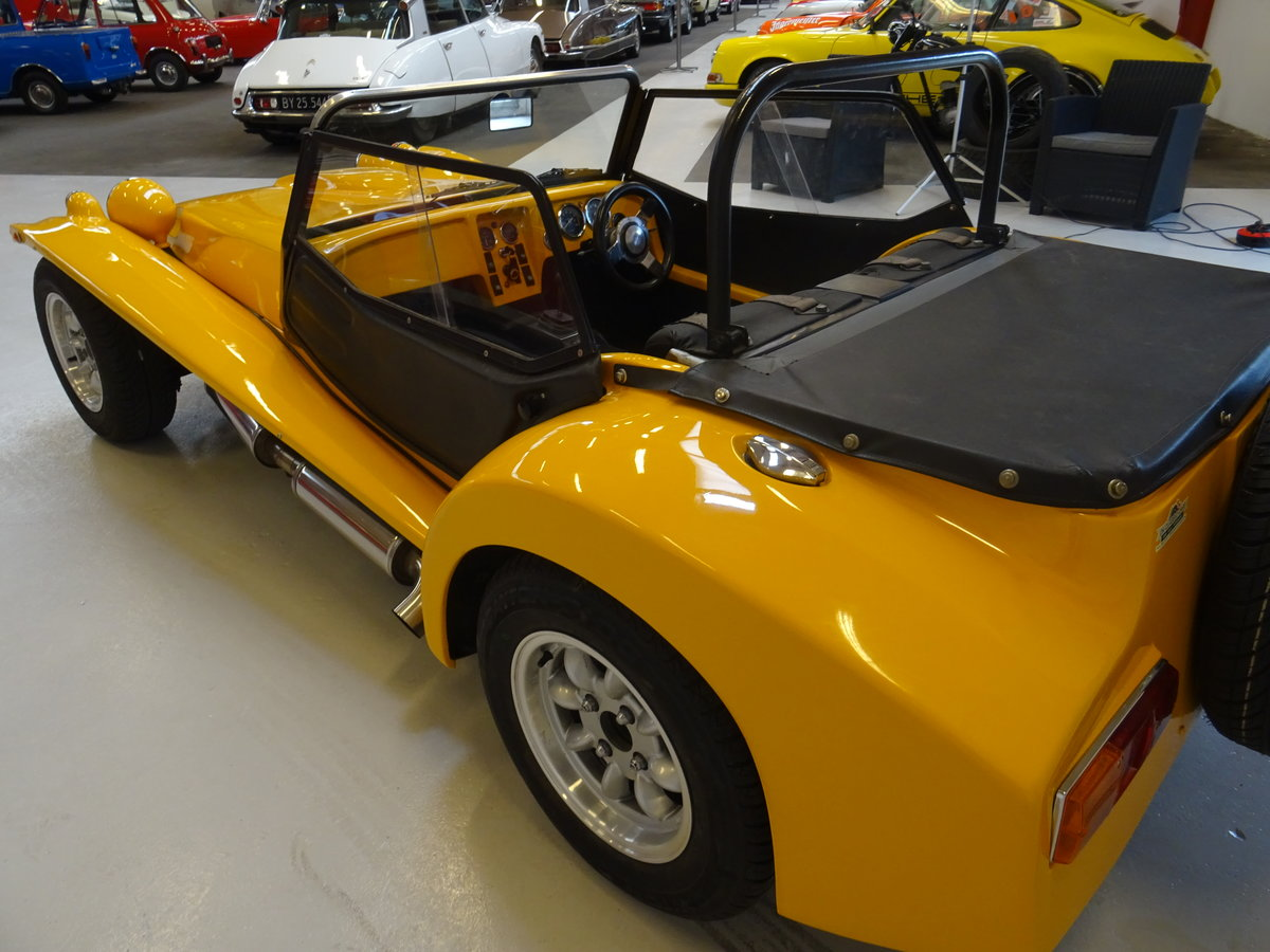 1972 Lotus SEVEN 4S For Sale (picture 4 of 24)
