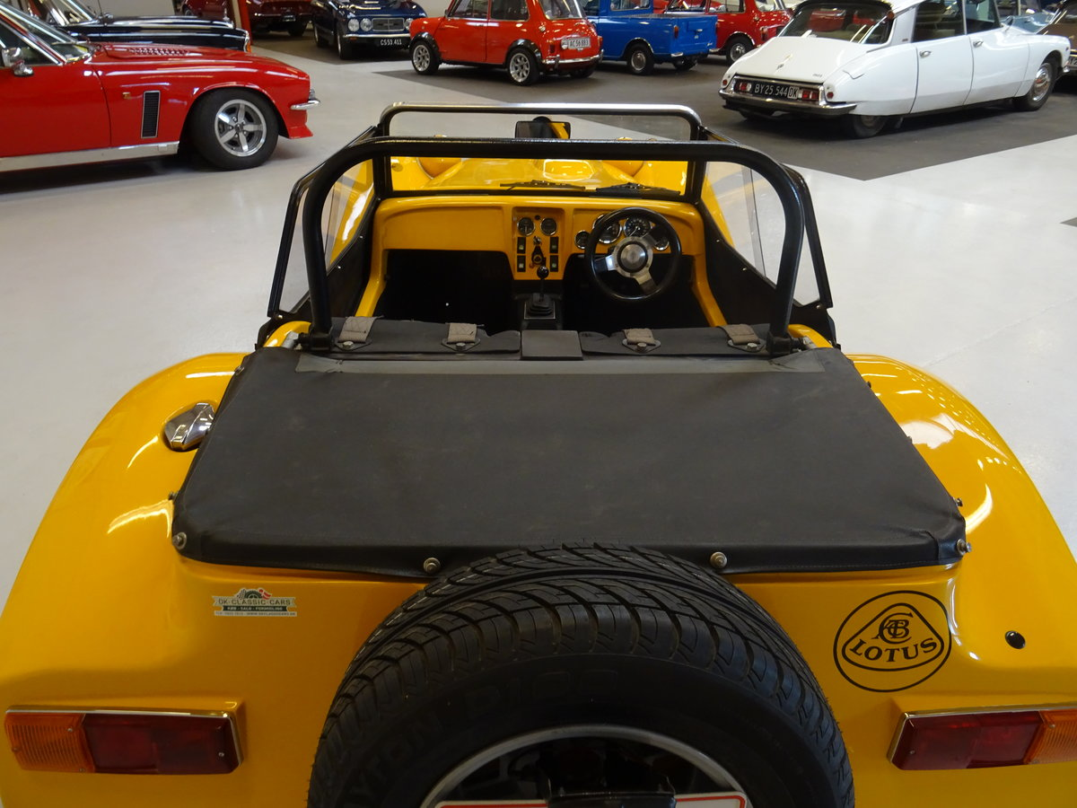 1972 Lotus SEVEN 4S For Sale (picture 5 of 24)