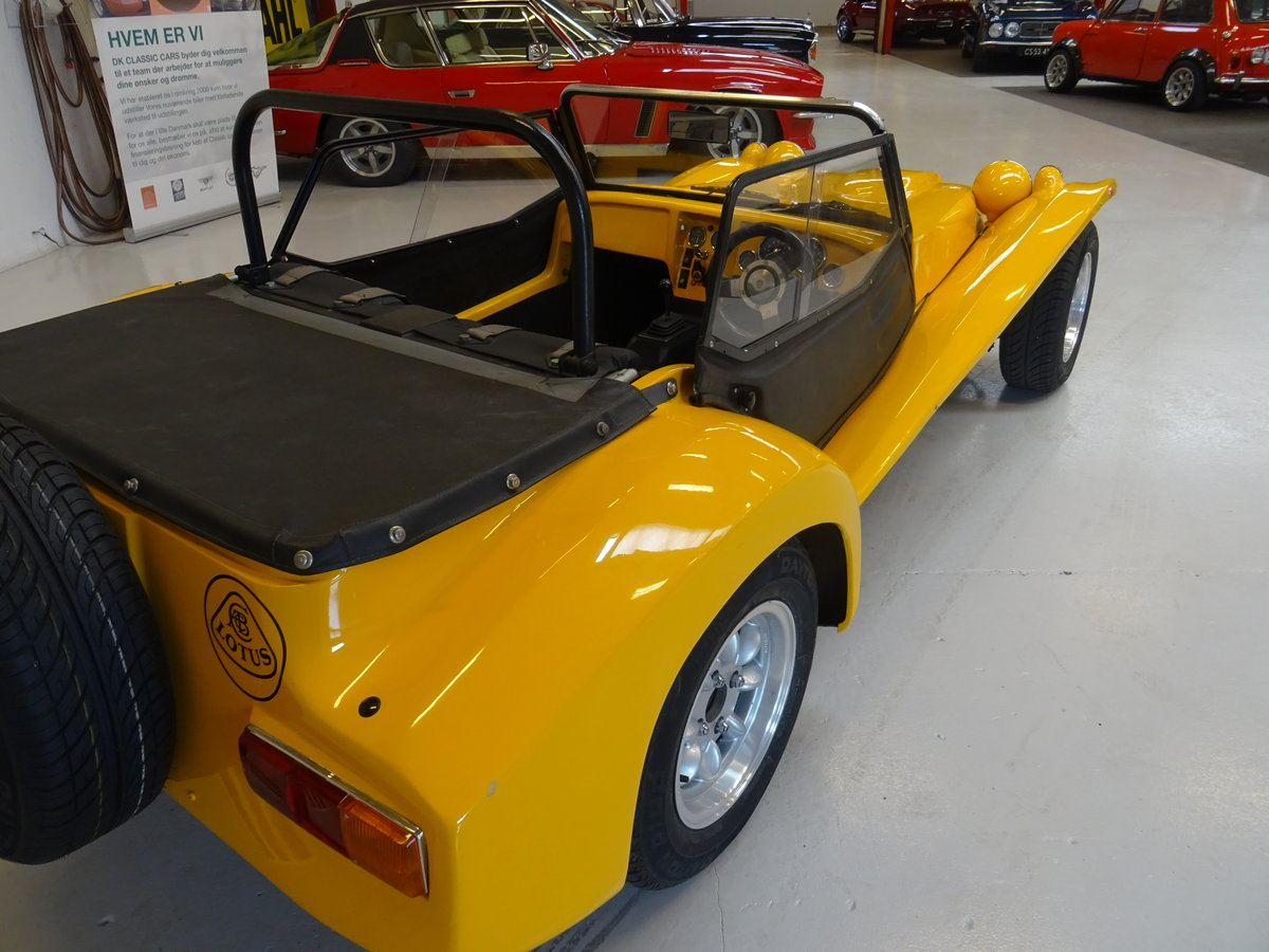 1972 Lotus SEVEN 4S For Sale (picture 6 of 24)