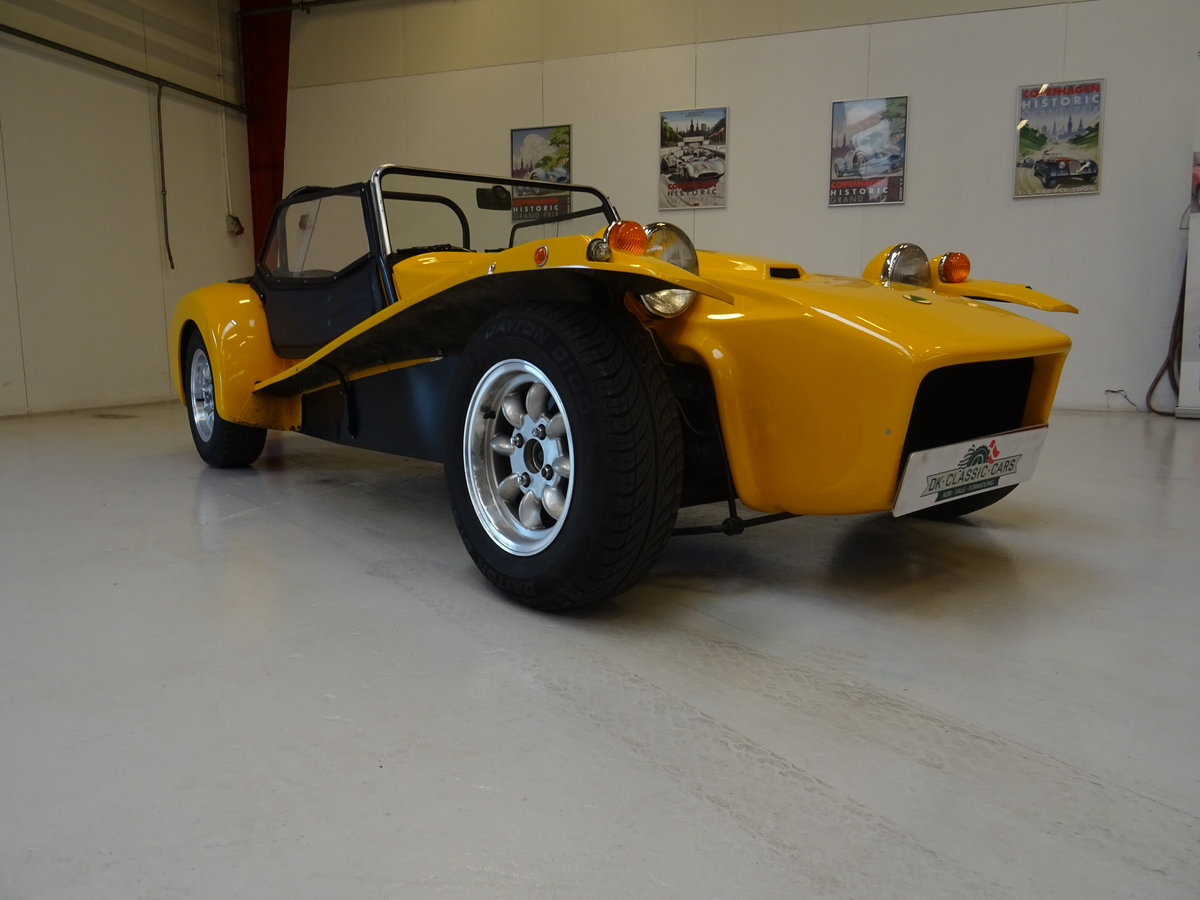 1972 Lotus SEVEN 4S For Sale (picture 7 of 24)