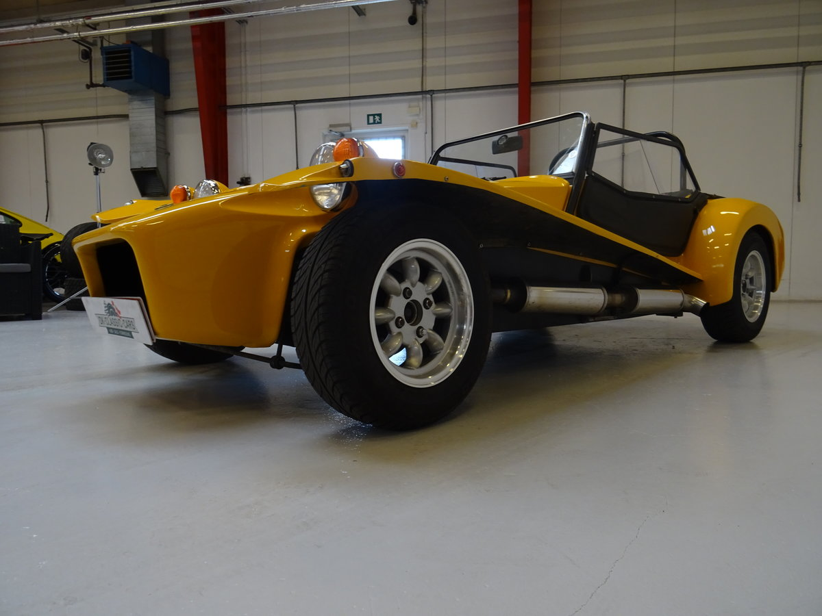 1972 Lotus SEVEN 4S For Sale (picture 8 of 24)