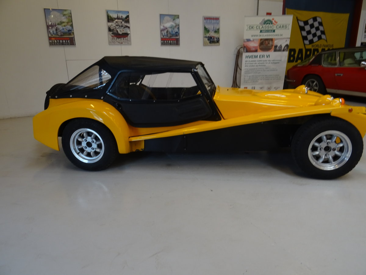 1972 Lotus SEVEN 4S For Sale (picture 9 of 24)