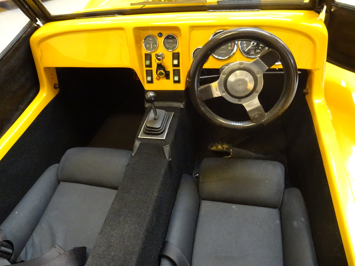 1972 Lotus SEVEN 4S For Sale (picture 10 of 24)