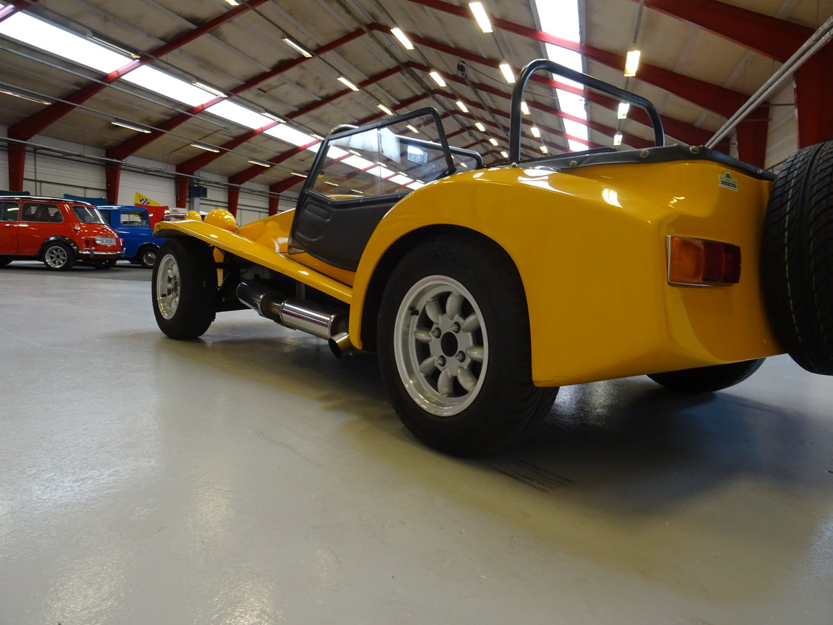 1972 Lotus SEVEN 4S For Sale (picture 22 of 24)