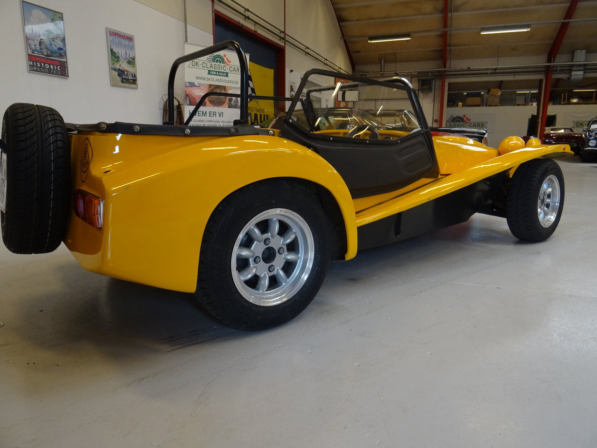 1972 Lotus SEVEN 4S For Sale (picture 23 of 24)