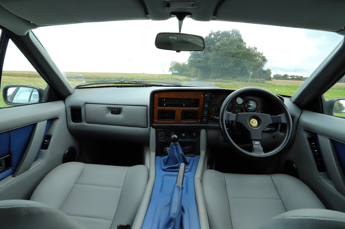 Lotus Excel SE, 1987. Superb example in Monaco White. For Sale (picture 4 of 6)