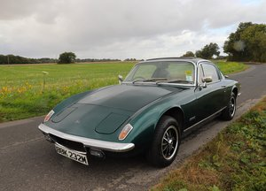 Lotus Elan+2S130/4, 1973. Just 45k miles from new.
