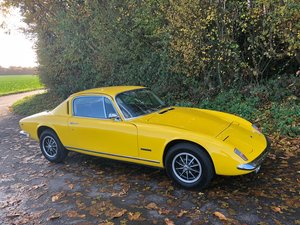 Picture of Lotus Elan+2S130/4, 1973. Brilliant in Lotus Yellow (LO7)  For Sale