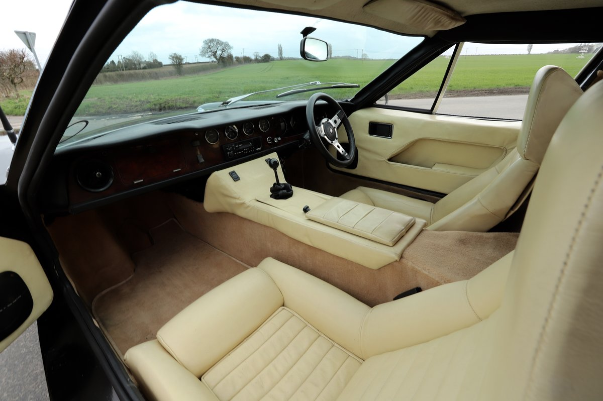 Lotus Europa Twin-Cam Special JPS, 5 Speed Special, 1973. For Sale (picture 4 of 6)