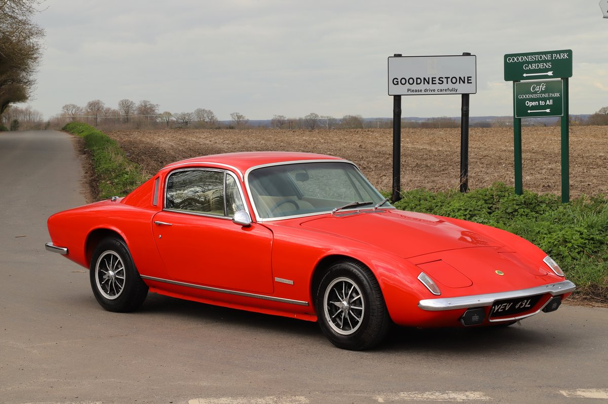 Lotus Elan+2S130/4, 1973. 56,000 miles. Last owner 16 years For Sale (picture 1 of 6)