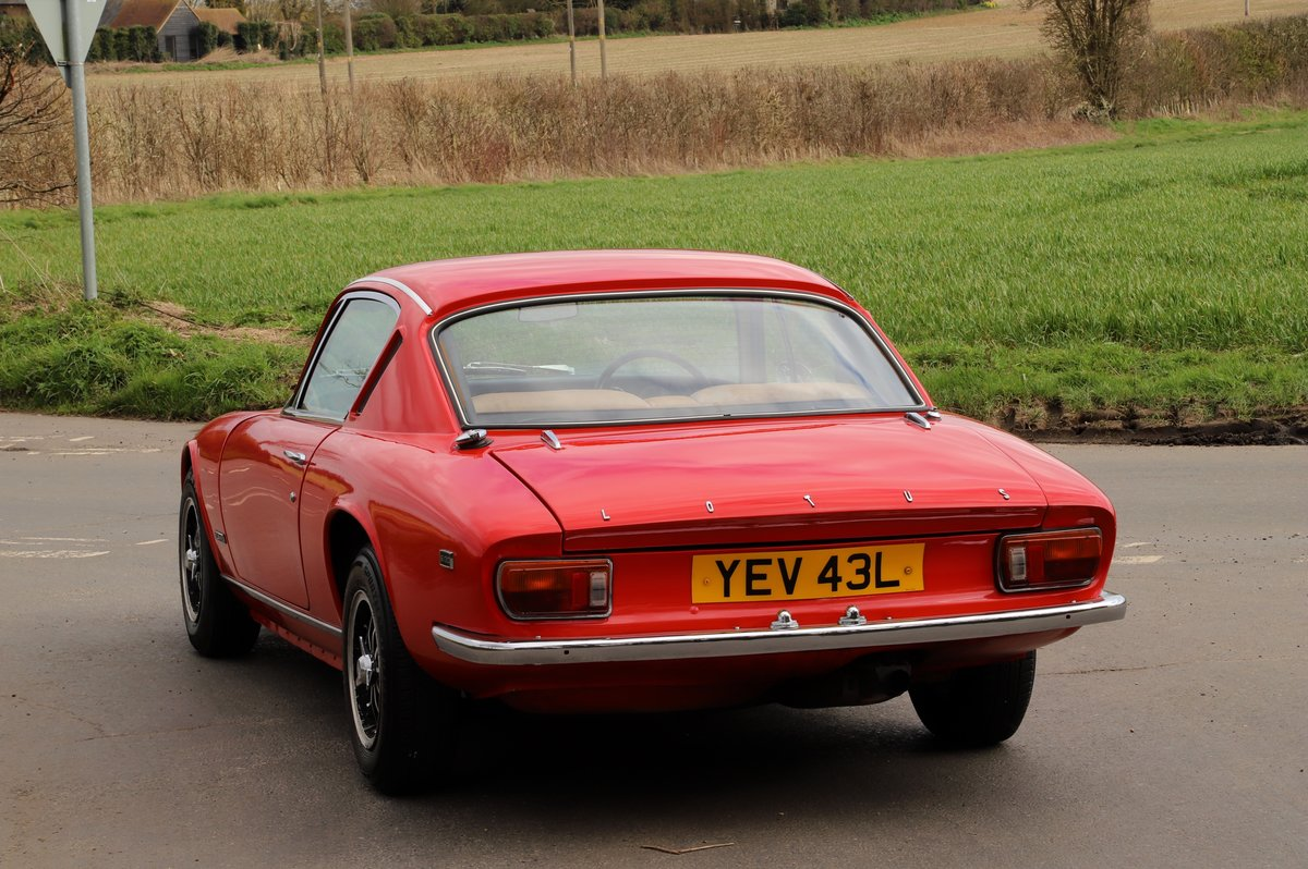 Lotus Elan+2S130/4, 1973. 56,000 miles. Last owner 16 years For Sale (picture 3 of 6)