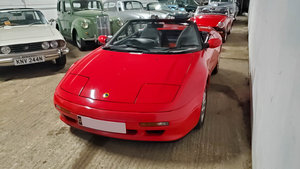 1991 Lotus elan se turbo