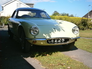 1962 LOTUS ELITE MK 14 CLIMAX SERIES 2 FULLY RESTORED ONE OWNER