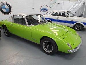 Lotus Elan +2 S 130 1972
