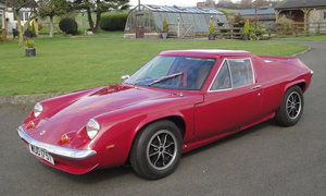 Lotus Europa Twin Cam1971 Lotus Europa Twin Cam  For Sale by Auction