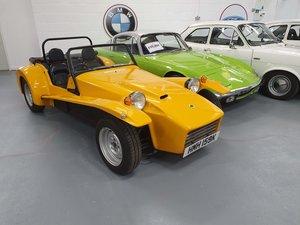 Lotus 7 Series 4 - 1971 SOLD