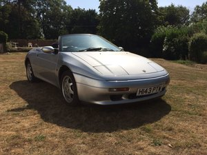 1991 Superb low mileage lotus elan se turbo