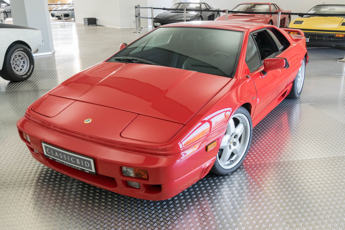 Lotus Esprit 1990 For Sale (picture 1 of 6)