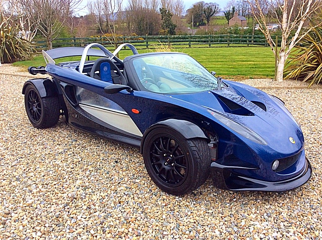2000 LOTUS 340R SUPER RARE LOW MILEAGE SPORTS STUNNER - POSS PX For Sale (picture 1 of 6)