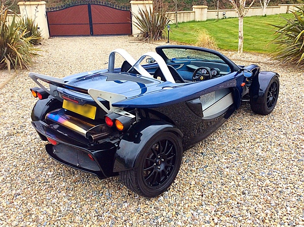 2000 LOTUS 340R SUPER RARE LOW MILEAGE SPORTS STUNNER - POSS PX For Sale (picture 2 of 6)