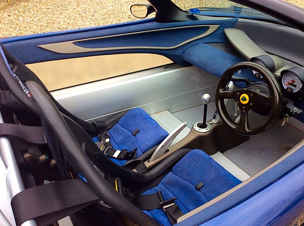 2000 LOTUS 340R SUPER RARE LOW MILEAGE SPORTS STUNNER - POSS PX For Sale (picture 3 of 6)