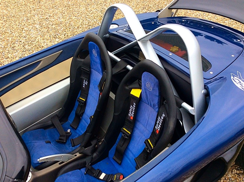 2000 LOTUS 340R SUPER RARE LOW MILEAGE SPORTS STUNNER - POSS PX For Sale (picture 4 of 6)