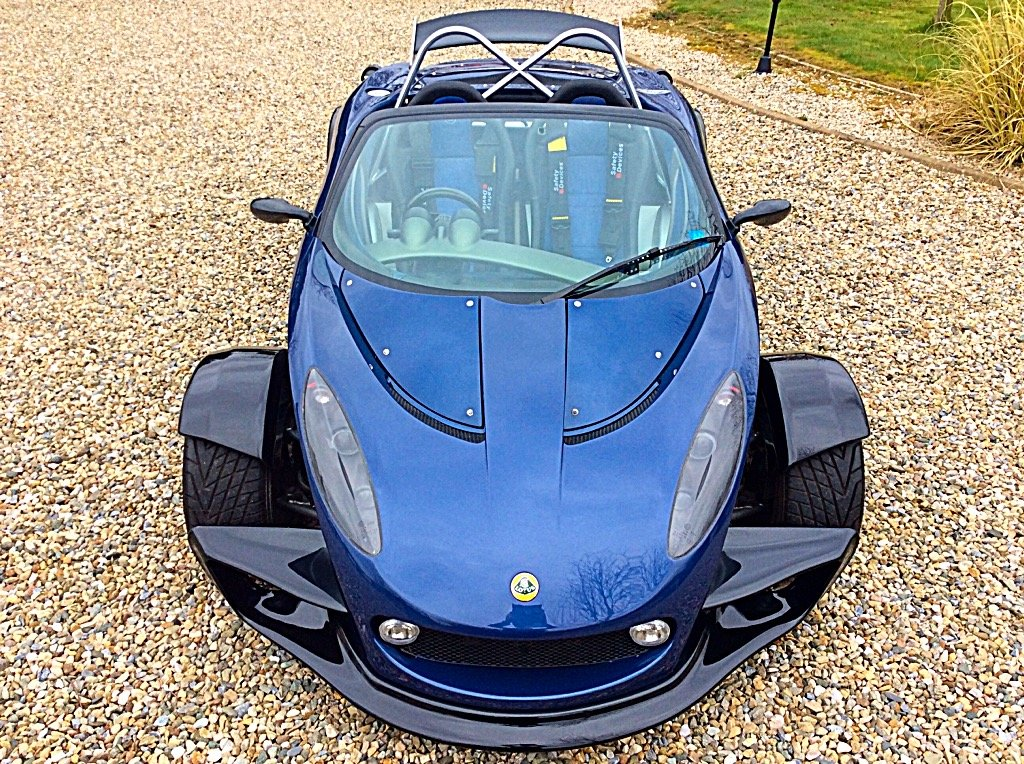 2000 LOTUS 340R SUPER RARE LOW MILEAGE SPORTS STUNNER - POSS PX For Sale (picture 6 of 6)