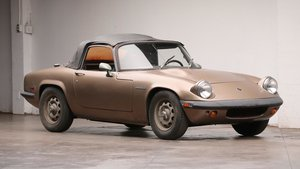 1972 Lotus Elan Sprint For Sale