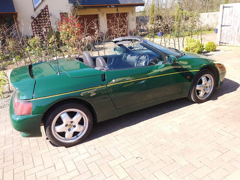 1995 Rare elan m100 For Sale (picture 1 of 6)
