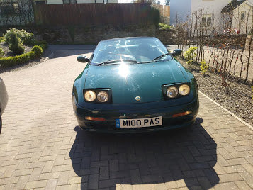 1995 Rare elan m100 For Sale (picture 4 of 6)