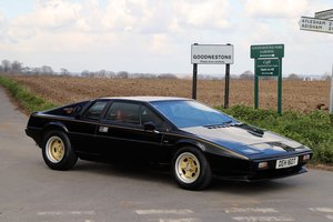 Lotus Esprit S2, 1979 (01/01/1979).
