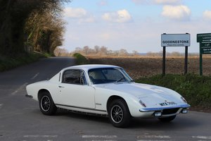 Lotus Elan+2S130/5, 1973.  Last owner 42 years!