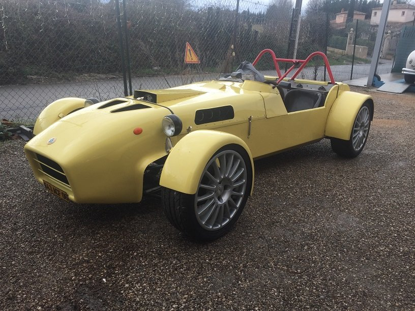 1964 Lotus track car For Sale (picture 1 of 6)