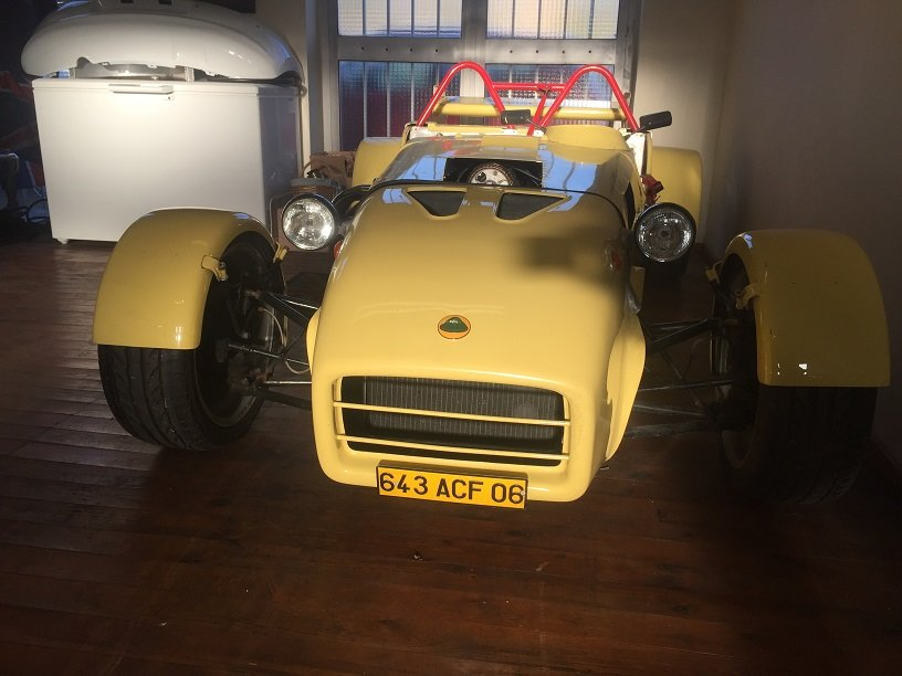 1964 Lotus track car For Sale (picture 4 of 6)