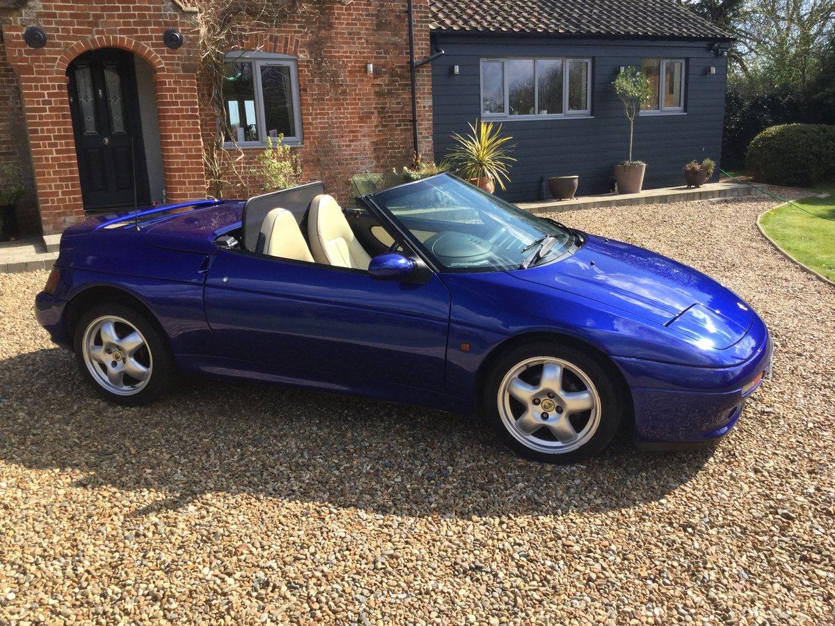 1995 Lotus Elan M100 S2 SOLD (picture 1 of 6)