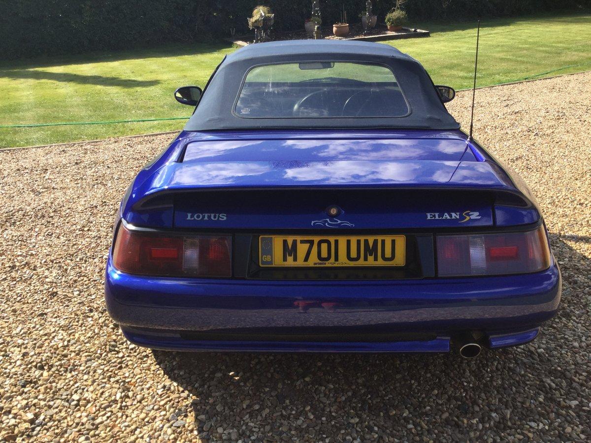 1995 Lotus Elan M100 S2 SOLD (picture 3 of 6)