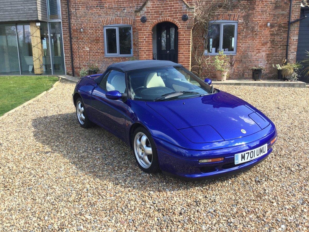 1995 Lotus Elan M100 S2 SOLD (picture 5 of 6)