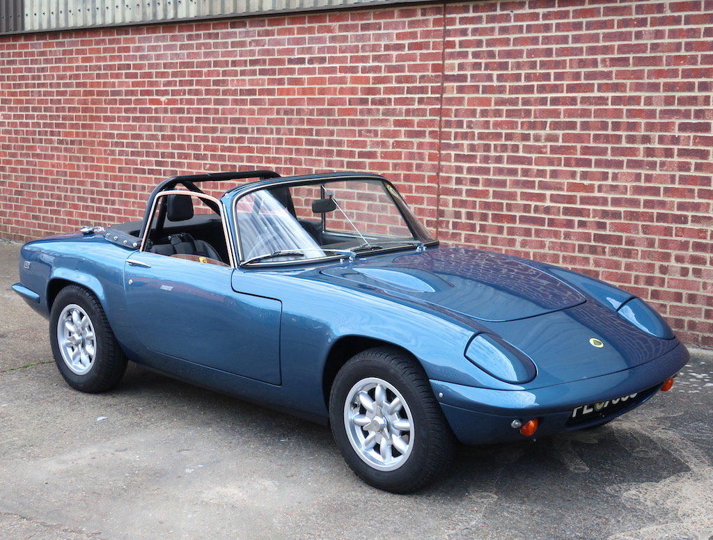 1970 Lotus Elan S4 SE For Sale (picture 1 of 6)