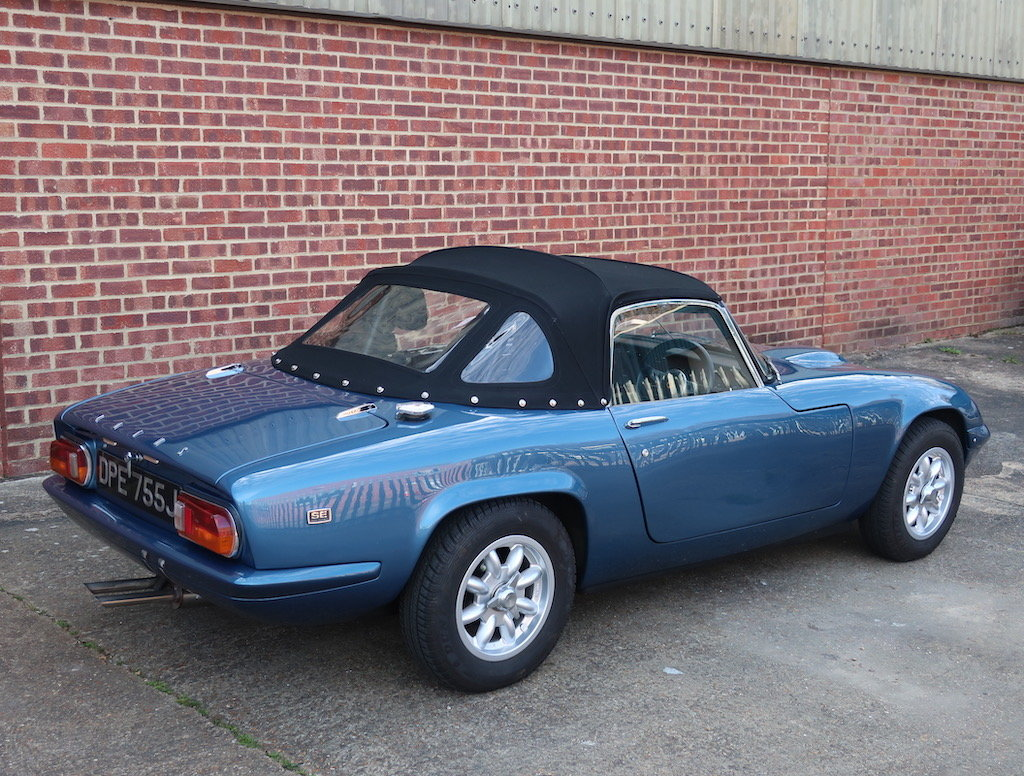 1970 Lotus Elan S4 SE For Sale (picture 3 of 6)