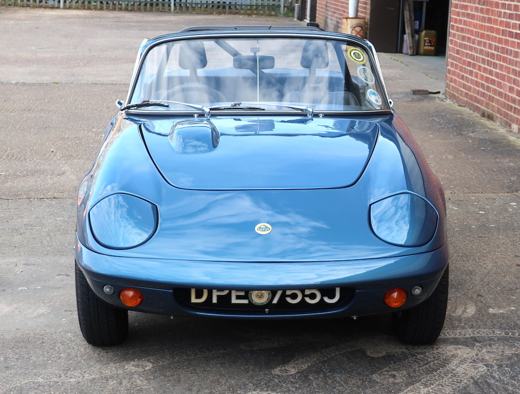 1970 Lotus Elan S4 SE For Sale (picture 6 of 6)