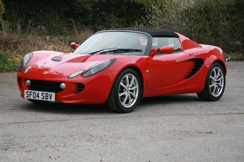 2004 Lotus Elise 111S SOLD (picture 1 of 6)