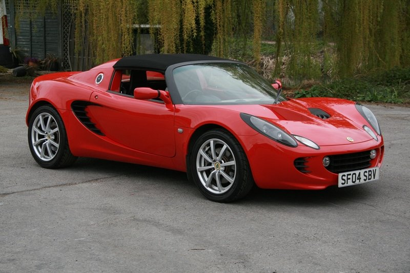 2004 Lotus Elise 111S SOLD (picture 4 of 6)
