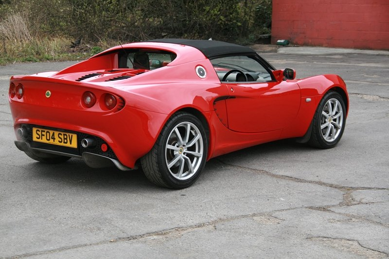2004 Lotus Elise 111S SOLD (picture 5 of 6)